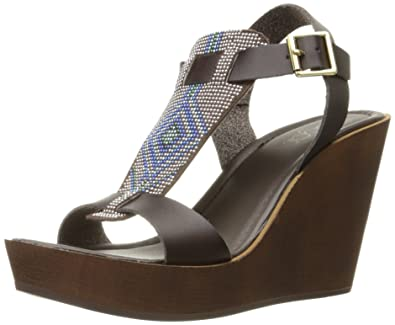 78c2cdffda Amazon.com | Sugar Women's CLAREESE Platform Sandal | Platforms & Wedges