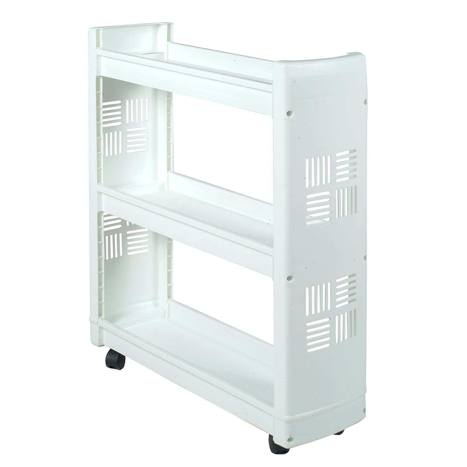Amazon.com: Whirlpool 1903WH Laundry Supply Storage Cart: Home Improvement