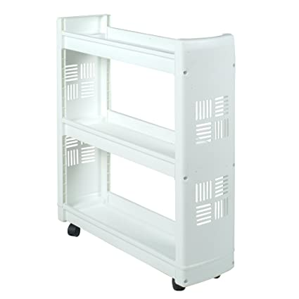 Charmant Amazon.com: Whirlpool 1903WH Laundry Supply Storage Cart: Home Improvement