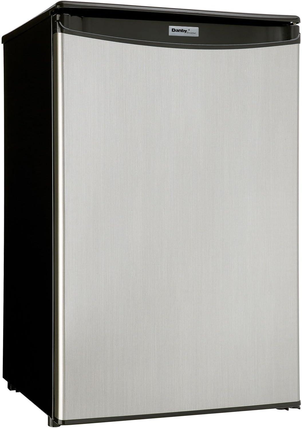 Danby DAR044A5BSLDD Compact Refrigerator