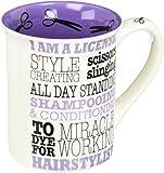 Our Name is Mud Hairstylist Stoneware Mug, 16 oz.