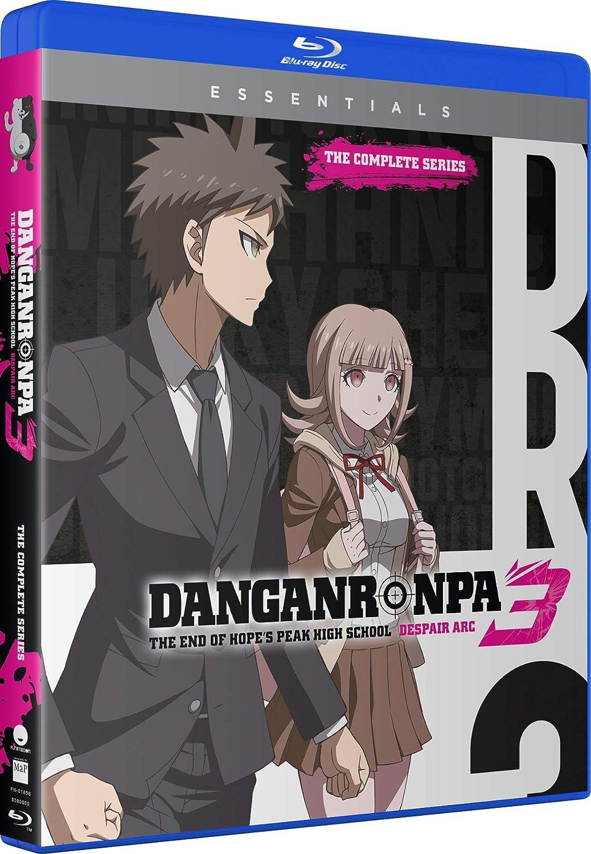 Danganronpa 3: Despair Arc Essentials Blu-ray (Dual Audio)