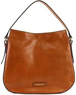 cc0c7c77d6 The Bridge Byron Mini Bag Leather Shoulder Bag 20 cm: Amazon.co.uk ...
