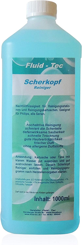 Fluid – Tec 1 L cabezal de limpiador/nachfüllf lüssig Copia para ...