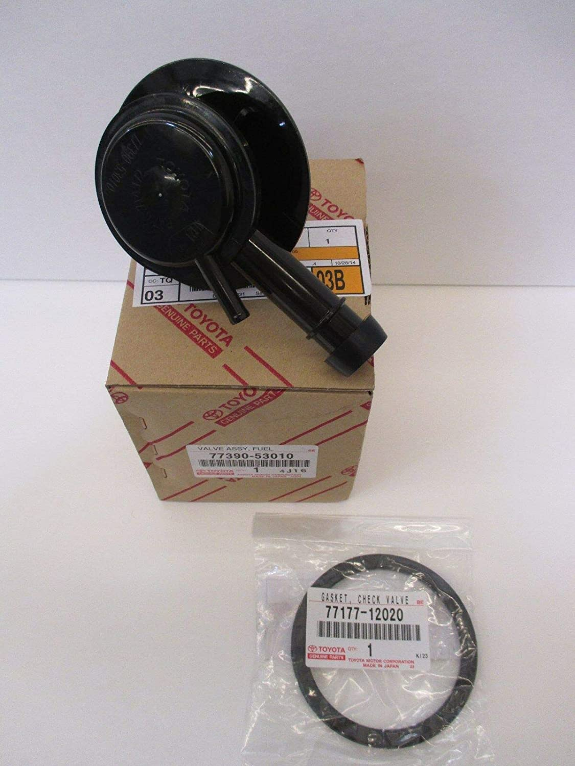 Billion/_Store OEM Factory Fuel Tank Over Fill Check Valve and Gasket 2001-2005 IS300