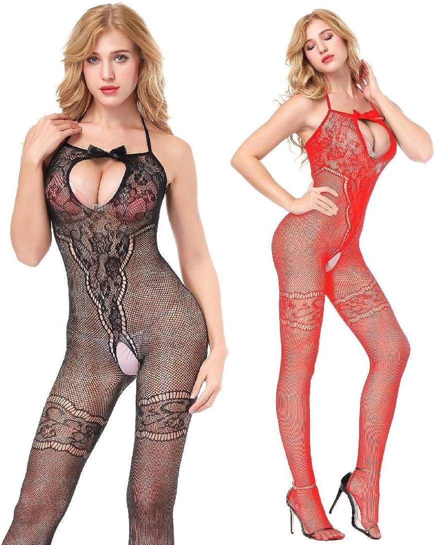 LOVELYBOBO 2 Pack Lenceria Sexy Mujer, Ropa Erótica, Mujer Sexy ...