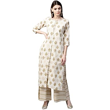 detailed images latest style hot-selling cheap Gerua Women's Straight Salwar Suit Set