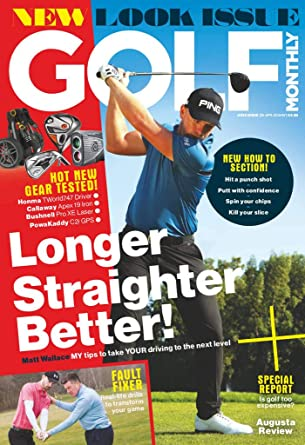 9f0ca7c32a4381 Golf Monthly UK: Amazon.co.uk: Kindle Store