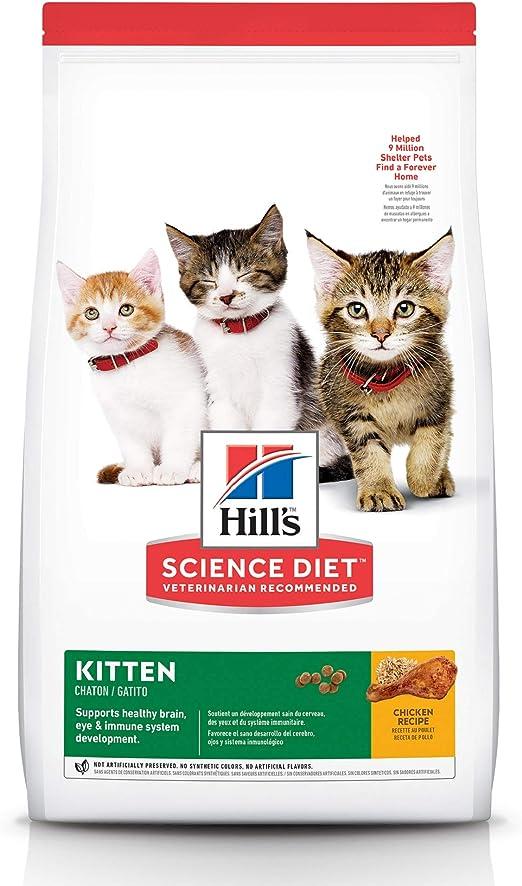 buy science diet healthy advantage dry cat food