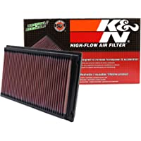 $50 » K&N engine air filter, washable and reusable:  2007-2019 Ford/Lincoln Truck and SUV V6/V8…