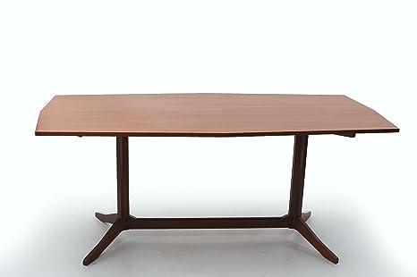 Tavolo anni 50 nello stile di Franco Albini per Poggi made in Italy ...