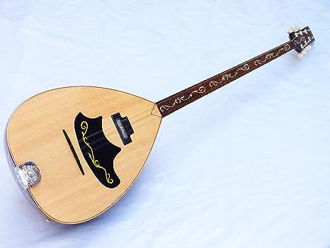 yakop: árabe instrumento de cuerda eléctrica Buzuq nueva.: Amazon ...