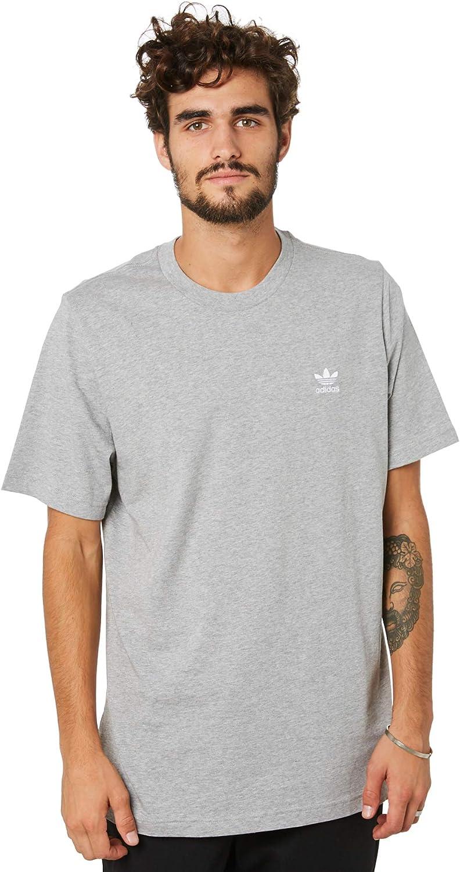 adidas Trefoil Essential tee - Camiseta de Manga Corta Hombre