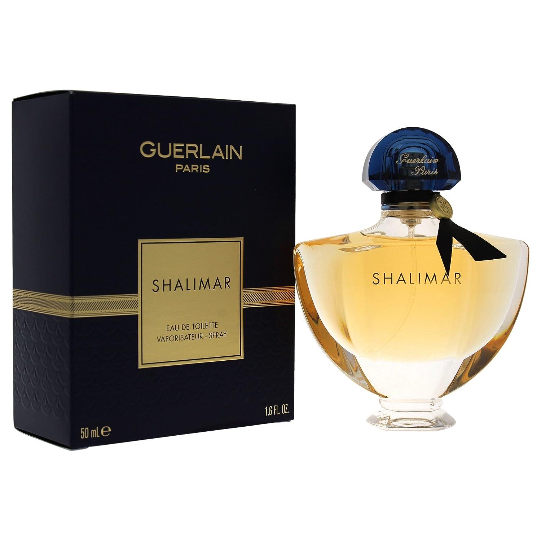 6fcad1605c39 Guerlain Shalimar Eau De Toilette Spray For Her 50ml  Amazon.co.uk  Beauty