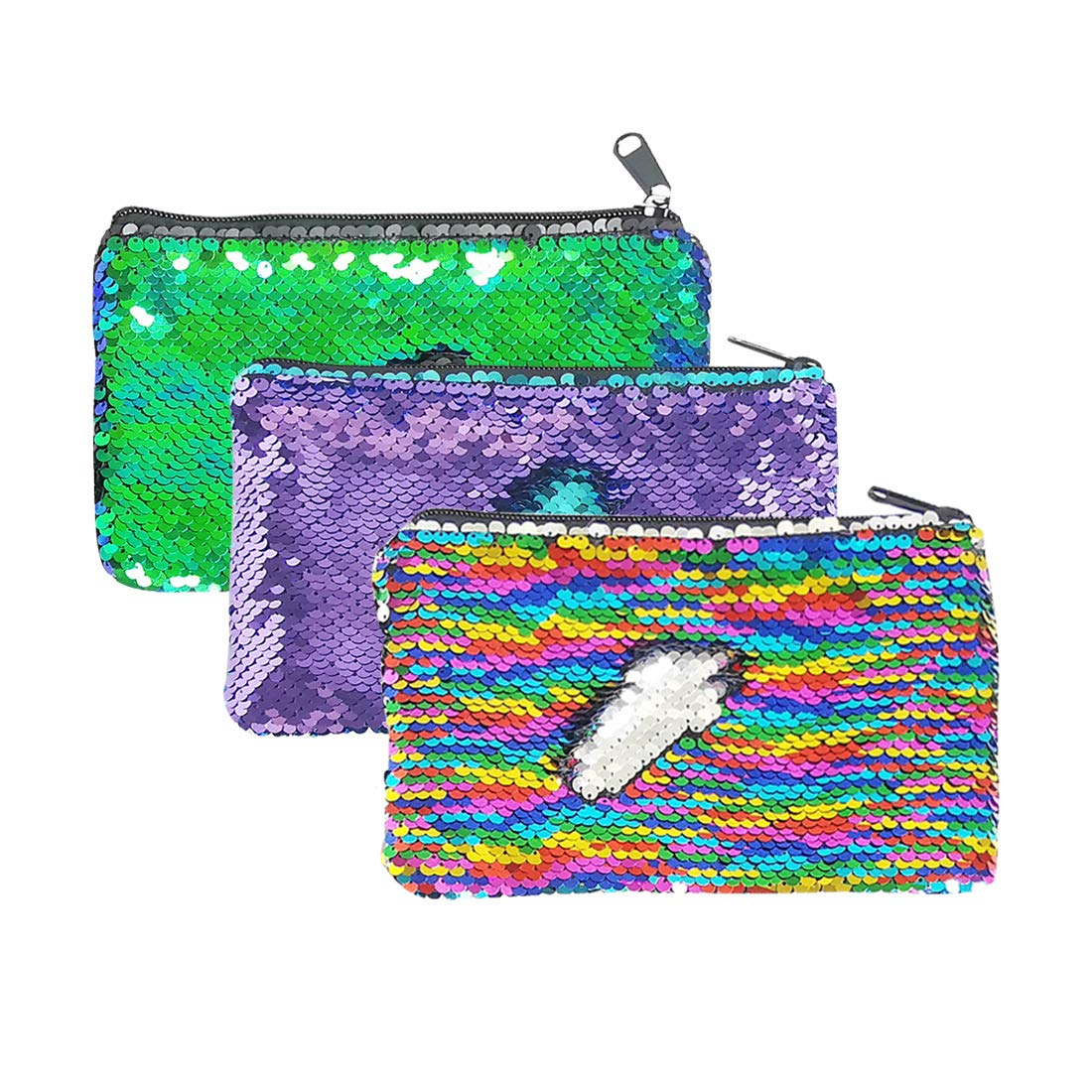 SEQ-M Mini Plat Paillettes-per pack