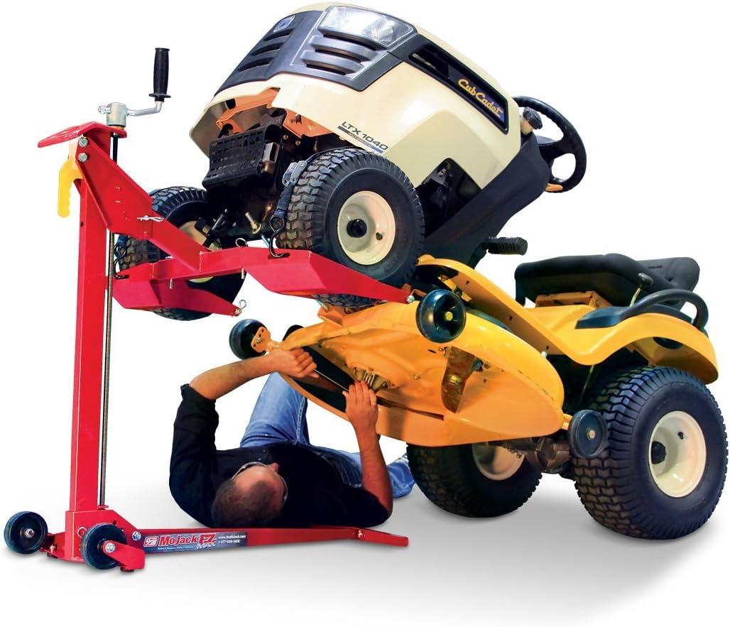 best riding lawn mower lift - MoJack EZ Max
