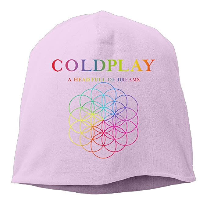 Coldplay A Head Full Of Dreams Slouch Beanie Skull Cap Hat: Amazon