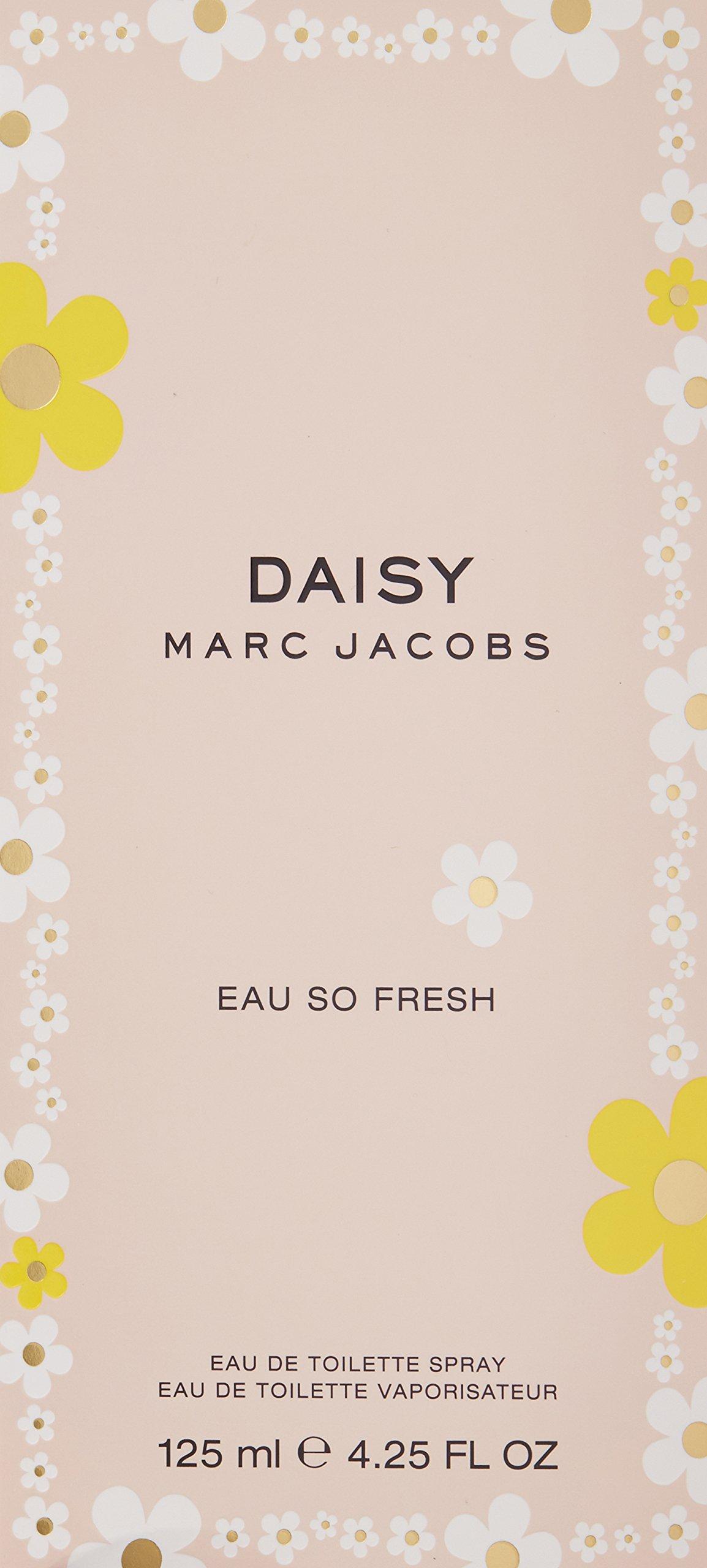 Marc Jacobs Daisy Eau So Fresh Eau de Toilette Spray-125ml/4.25 oz. by Marc Jacobs (Image #3)
