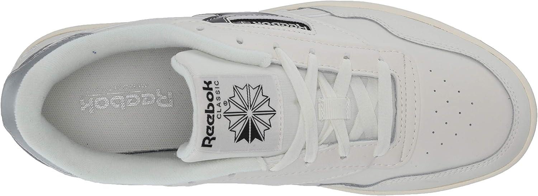 Reebok Women's Club Memt Classic Walking and Running Shoes Chalk/Black