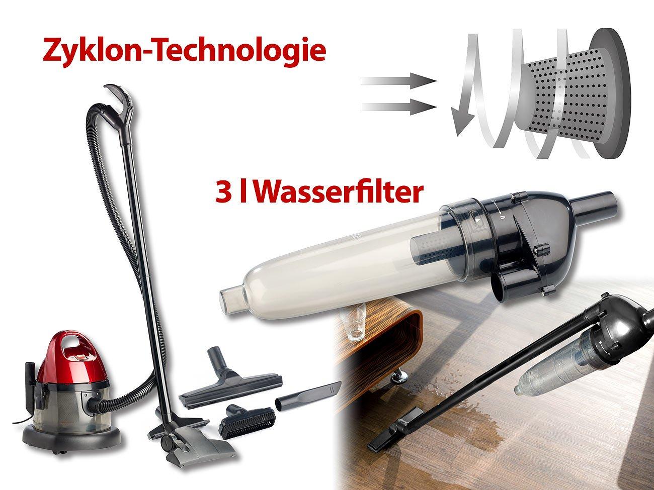 Amazon.de: Sichler Haushaltsgeräte Waschsauger: Nass ...