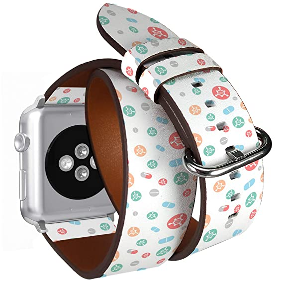Amazon.com: Compatible with Apple Watch (Small 38mm/40mm ...