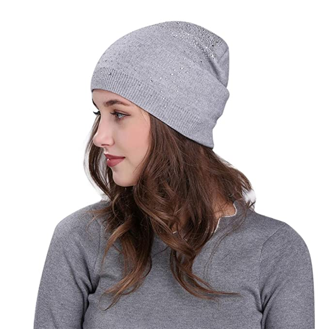 Hunputa Womens Hat Winter 32cac50876b