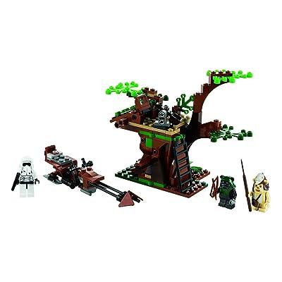 LEGO Star Wars 7956 - The Endor Battle Pack: Juguetes y juegos