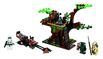 LEGO Star Wars 7956: Ewok Attack