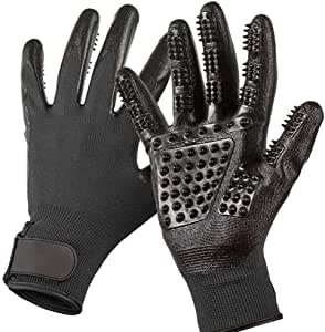 Mitts for Horses Dogs Hands On Grooming Gloves