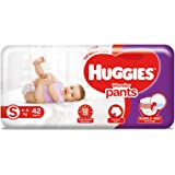 Huggies Wonder Pants Diapers, Small (Pack of 42)