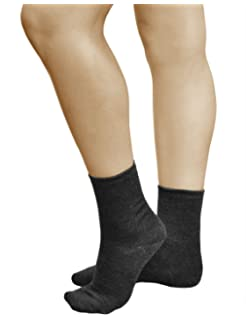 vitsocks Calcetines LANA MERINO Mujer (3 PARES) Para el Frío Invierno Otoño Calidad Premium