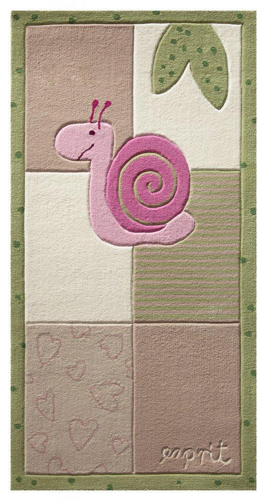 ESPRIT Bee Moderner Markenteppich Acryl Beige Beige Beige 140 x 70 x 1 cm B0072ED3FG Teppiche 0ecc50