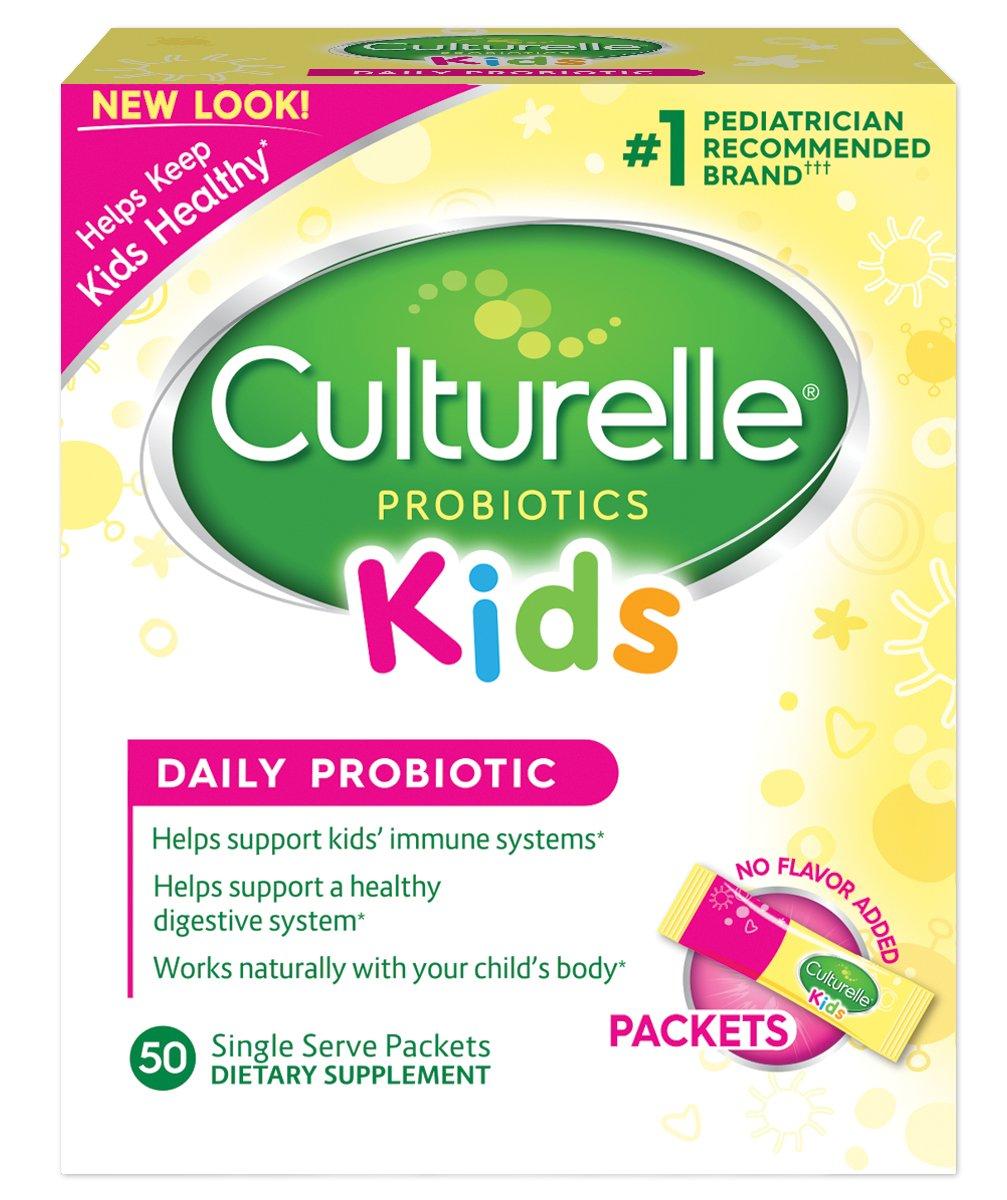 Amazon Com Culturelle Kids Chewables Probiotic Berry Flavor 60