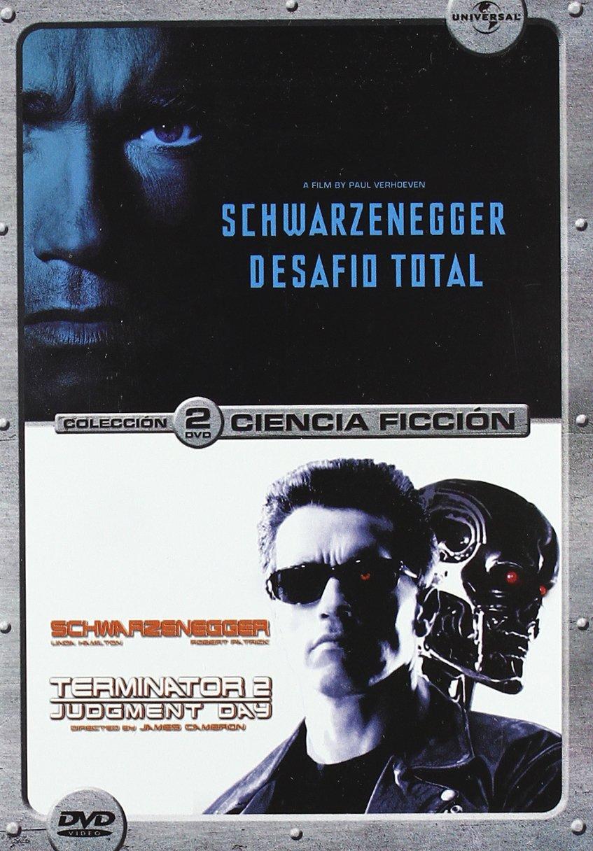 Pack Duo: Desafio Total + Terminator 2 [DVD]: Amazon.es ...