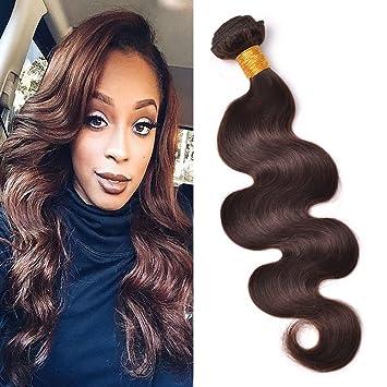 Amazon Com Black Rose Brazilian Virgin Hair Body Wave One Bundle