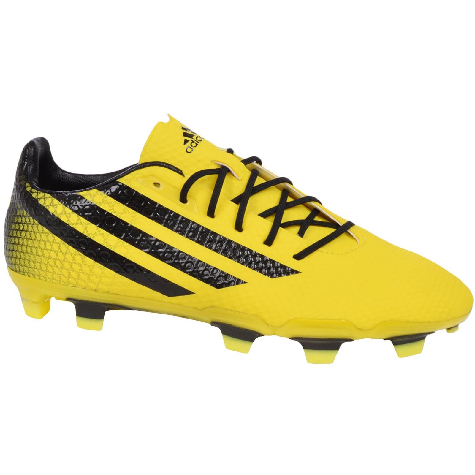 adidas Performance Mens Crazyquick Malice FG Rugby Boots - Yellow - 10US by adidas