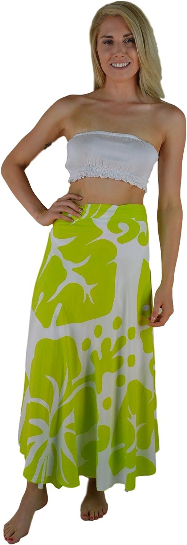 Island - Hibiscus Wrap Skirt