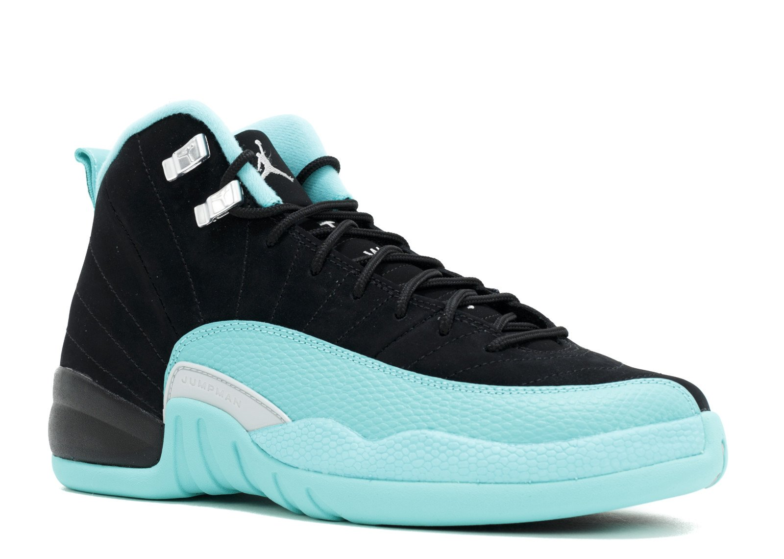 Jordan Girls Air 12 Retro(Gs) Style: 510815-017 Size: 5 by NIKE