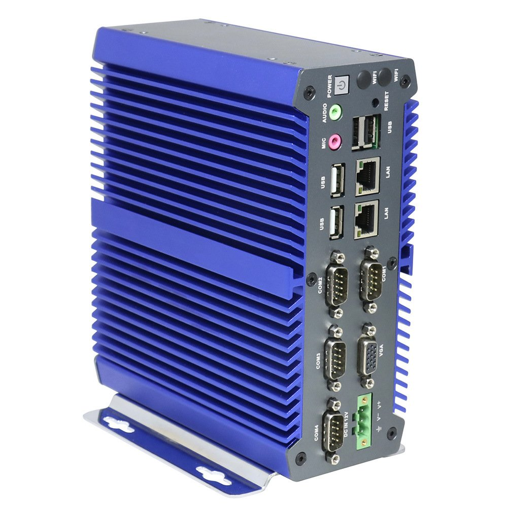 格安即決 Fanless Industrial PC Rugged RAM Computer with IPC Mini SSD PC Windows 10 Pro/Linux with Intel Quad Core J1900 6 COM 2 Intel LAN 4G RAM 128G SSD Partaker I15 B07CVXV7Q8 2G RAM 128G SSD|I22+ J1900 I22+ J1900 2G RAM 128G SSD, ハトガヤシ:2e701b1d --- arbimovel.dominiotemporario.com