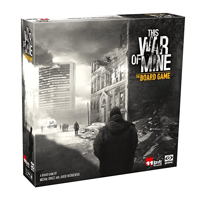 Pendragon - This War of Mine - Italiano: Amazon.es: Juguetes y juegos
