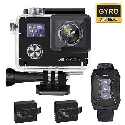 Amazon com : Aokon ARC500 4K Action Camera 16MP Waterproof