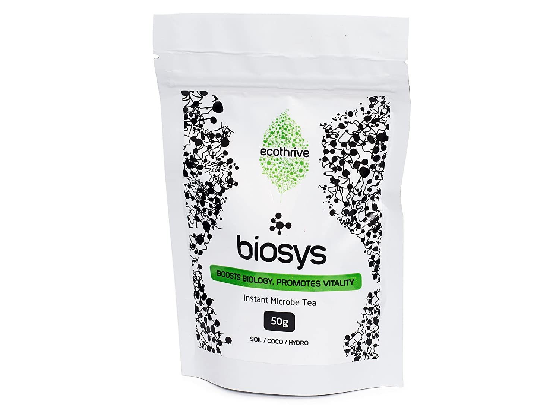 Ecothrive Biosys tassenfertiger Mikroben-Tee, 50 g