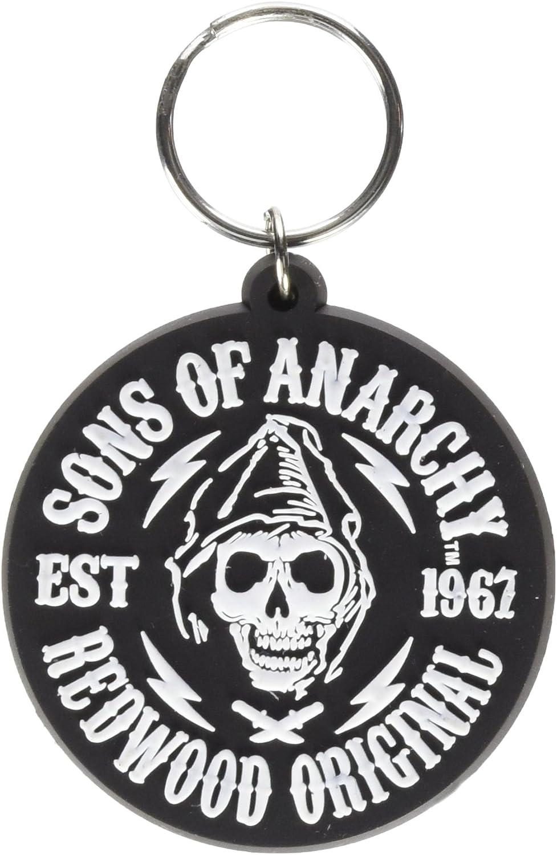 Sons of Anarchy - Llavero (RK38358): Amazon.es: Juguetes y juegos