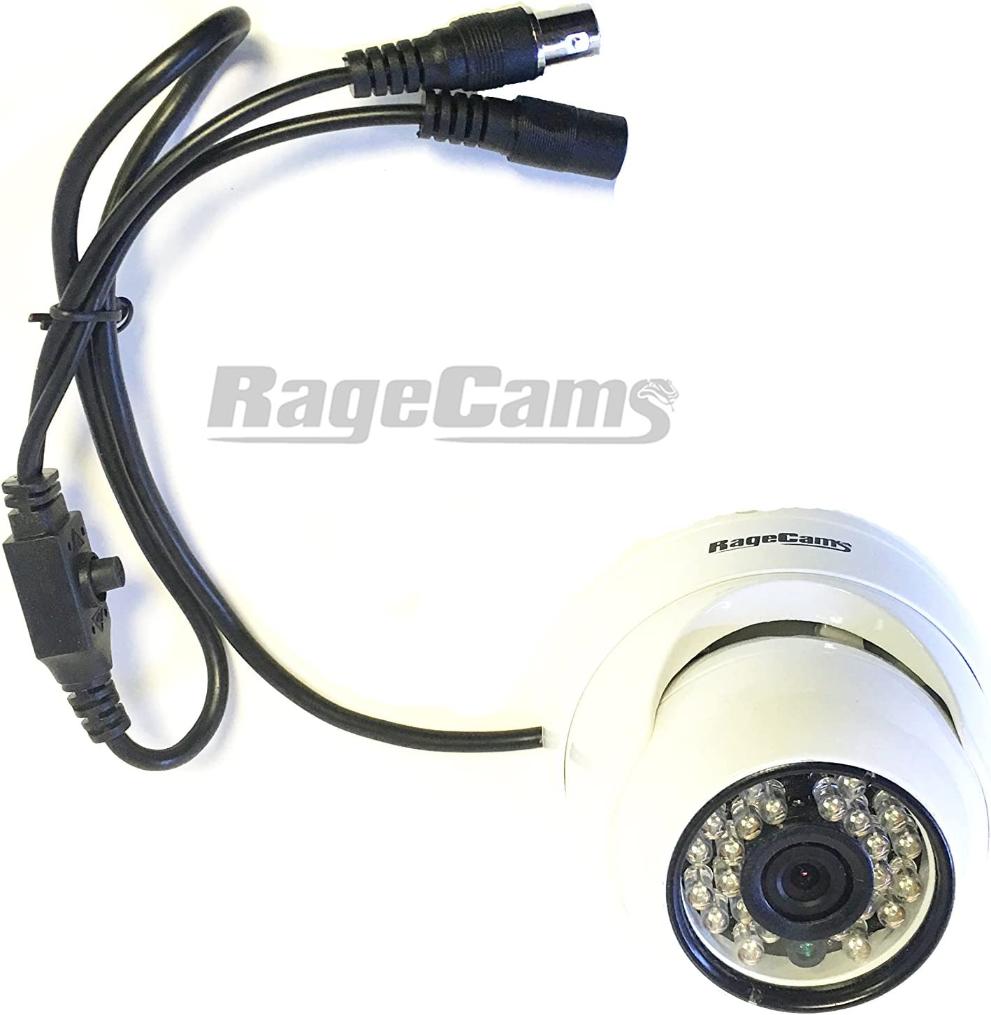 Marine Infrared Dome Back Up Reverse Camera for Standard Horizon+50ft Cable
