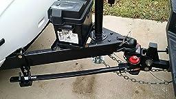 Amazon.com: Eaz-Lift 48703 Trekker Weight Distributing Hitch with