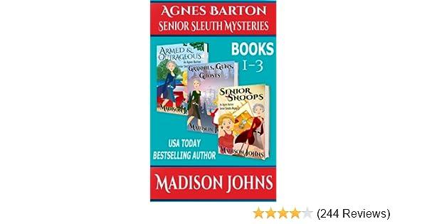 Agnes Barton Senior Sleuth Mysteries Box Set Cozy Mystery Books 1