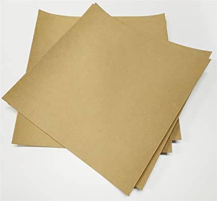 25Cm x 25Cm Oil /& Water Resistant 5x 0.4mm Thickness Sheets Gasket Paper