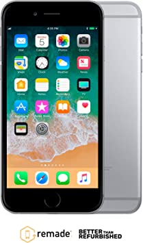 "Apple iPhone 6 64GB Gris 4.7"" Remade iOS Smartphone ..."
