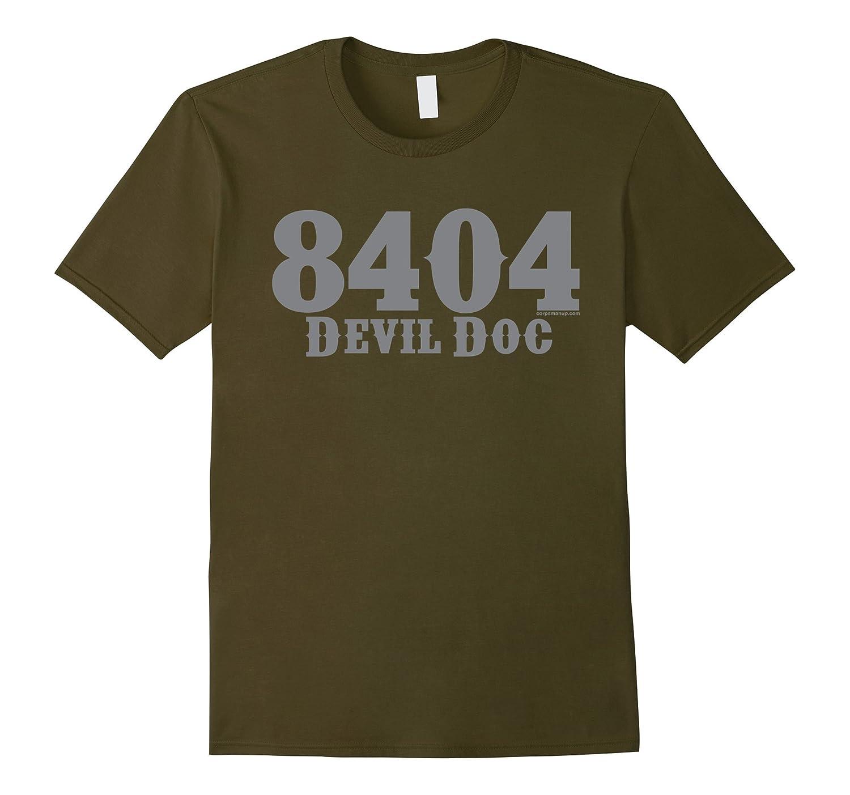 8404 Corpman Up t-shirt-T-Shirt
