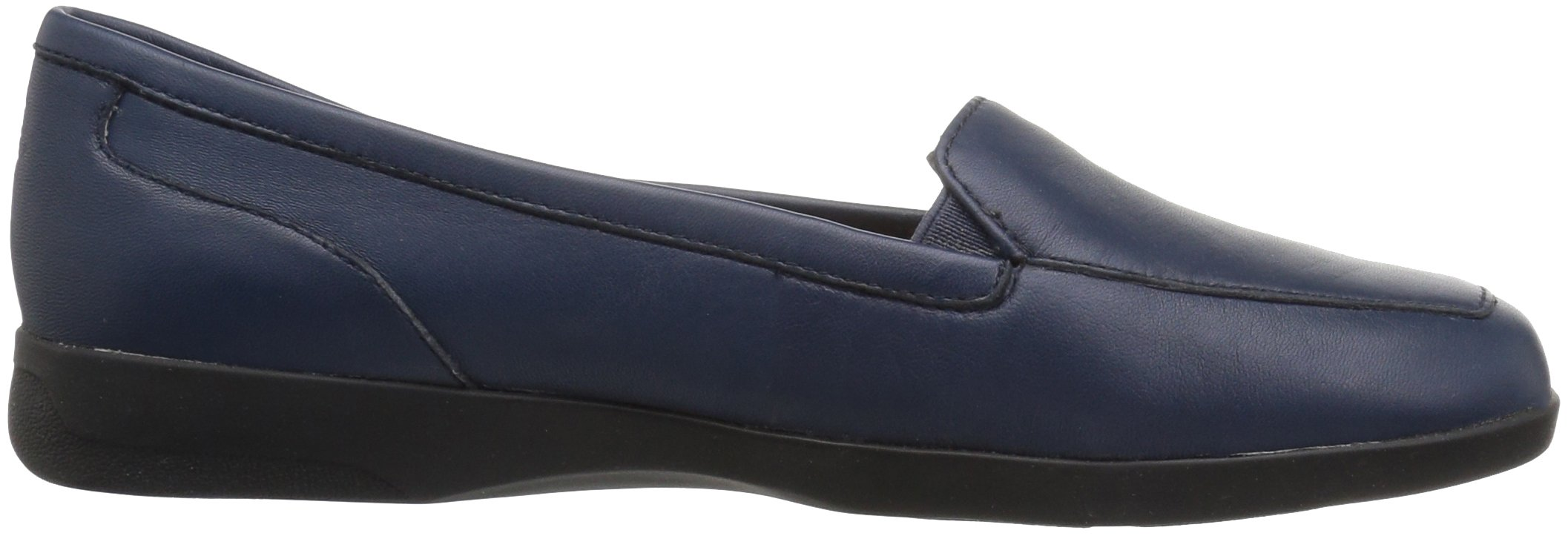 Easy Spirit Women's Devitt Oxford Flat, Blue, 5 M US by Easy Spirit (Image #7)